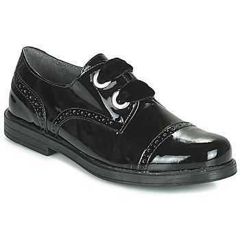 Pantofi Fete Pantofi Derby André ALANA Negru
