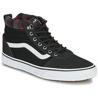 Pantofi Bărbați Pantofi sport stil gheata Vans WARD NR MON Negru