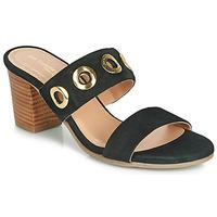 Pantofi Femei Sandale și Sandale cu talpă  joasă Les Tropéziennes par M Belarbi OPENCE Negru