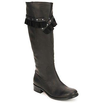 Pantofi Femei Cizme casual Moschino Cheap & CHIC CA2601 Negru