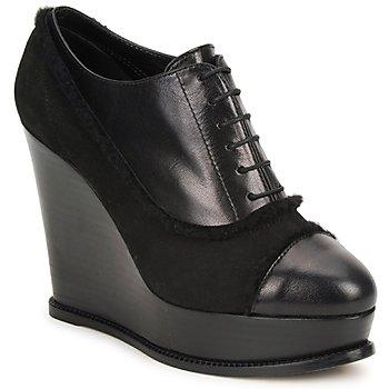 Pantofi Femei Botine Moschino Cheap & CHIC CA1014 Negru