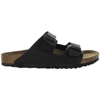 Pantofi Bărbați Papuci de vară Birkenstock Arizona Negre, Cafenii