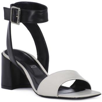 Pantofi Femei Sandale  Priv Lab MILK SANDALO Bianco