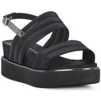 Pantofi Femei Sandale  Sono Italiana NAPPA NERO Nero