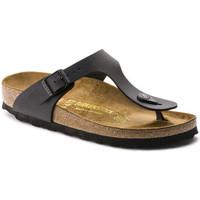 Pantofi Femei  Flip-Flops Birkenstock Gizeh bf Negru