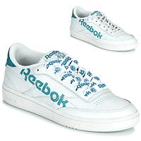 Pantofi Femei Pantofi sport Casual Reebok Classic CLUB C 86 Alb / Albastru