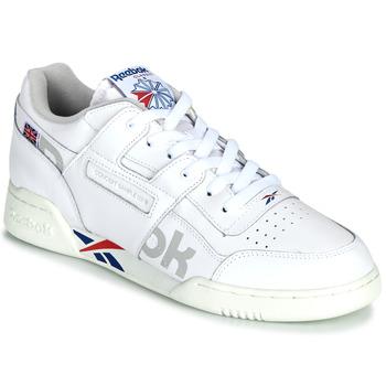 Pantofi Pantofi sport Casual Reebok Classic WORKOUT PLUS MU Alb / Albastru / Roșu