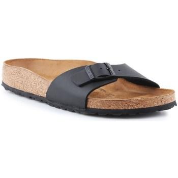 Pantofi Femei Papuci de vară Birkenstock Madrid BS Negre