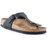 Pantofi Femei  Flip-Flops Birkenstock Gizeh Bej, Grafit