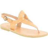 Pantofi Femei Sandale  Attica Sandals ARTEMIS CALF NUDE Nudo
