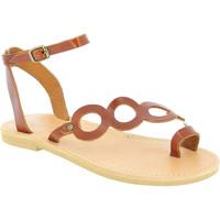 Pantofi Femei Sandale  Attica Sandals APHRODITE CALF DK-BROWN marrone