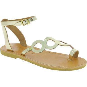 Pantofi Femei Sandale  Attica Sandals APHRODITE CALF GOLD oro