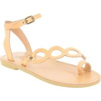 Pantofi Femei Sandale  Attica Sandals APHRODITE CALF NUDE Nudo