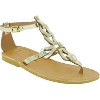 Pantofi Femei Sandale  Attica Sandals GAIA CALF GOLD oro