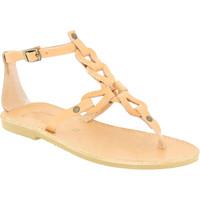 Pantofi Femei Sandale  Attica Sandals GAIA CALF NUDE Nudo