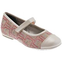 Pantofi Fete Balerin și Balerini cu curea Laura Biagiotti  Alb