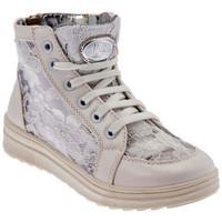 Pantofi Fete Pantofi sport stil gheata Laura Biagiotti  Alb
