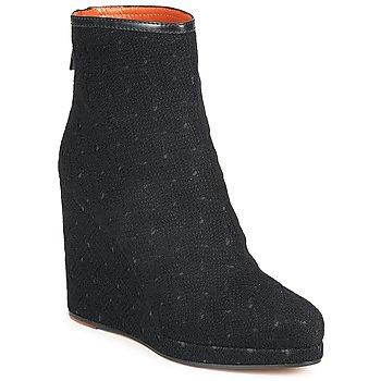 Pantofi Femei Botine Missoni TONSU Negru