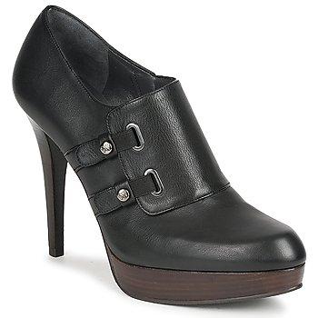 Pantofi Femei Botine Stuart Weitzman TWO BUCKS Negru