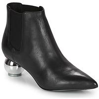 Pantofi Femei Botine Katy Perry THE DISCO Negru