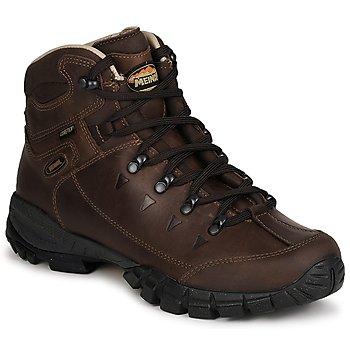 Pantofi Bărbați Drumetie și trekking Meindl STOWE GTX Brun
