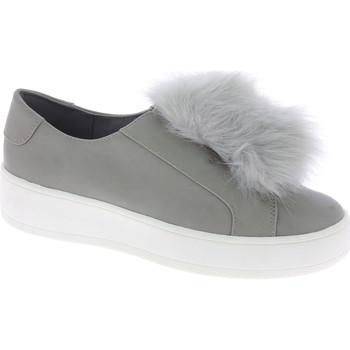 Pantofi Femei Pantofi Slip on Steve Madden 91000720 07004 12001 grigio