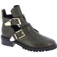 Pantofi Femei Botine Steve Madden 91000599 10001 05025 Cachi