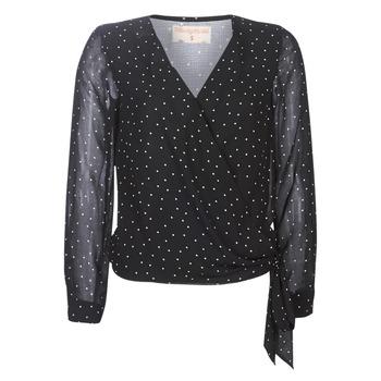 Îmbracaminte Femei Topuri și Bluze Moony Mood LUKE Negru