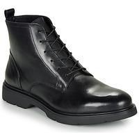 Pantofi Bărbați Ghete André GEREMY Negru