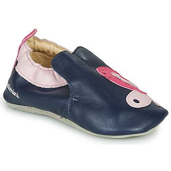 Pantofi Fete Papuci de casă Catimini CITOLA Albastru / Roz