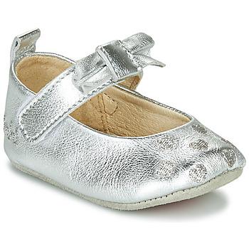 Pantofi Fete Papuci de casă Catimini CORIDA Argintiu