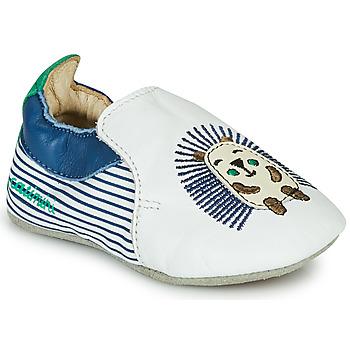 Pantofi Băieți Papuci de casă Catimini COFFI Alb / Albastru / Verde