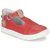 Pantofi Băieți Sandale  GBB ATALE Roșu