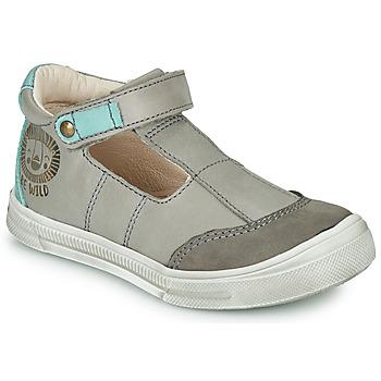 Pantofi Băieți Sandale  GBB ARENI Gri