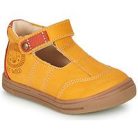 Pantofi Băieți Sandale  GBB ARENI Portocaliu