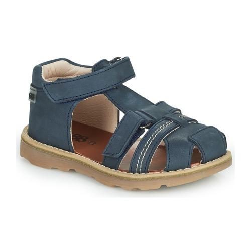 Pantofi Băieți Sandale  GBB SEVILLOU Albastru