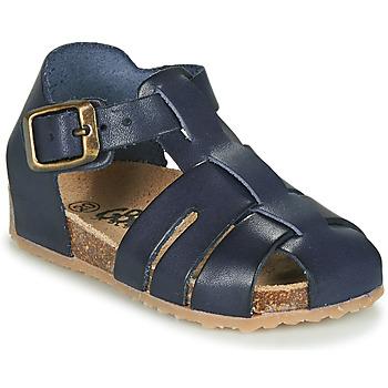 Pantofi Băieți Sandale  GBB FREDERICO Bleumarin