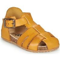 Pantofi Băieți Sandale  GBB FREDERICO MuȘtar