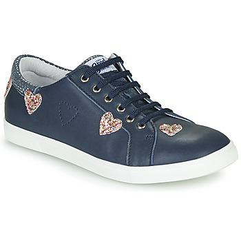 Pantofi Fete Pantofi sport Casual GBB ASTROLA Bleumarin