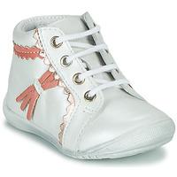 Pantofi Fete Ghete GBB ACINTA Alb