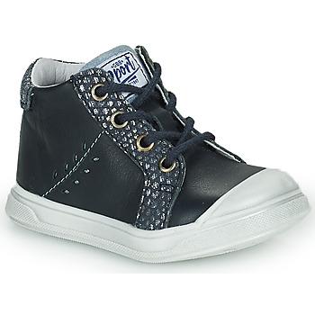 Pantofi Fete Pantofi sport stil gheata GBB AGAPE Albastru