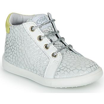 Pantofi Fete Pantofi sport stil gheata GBB FAMIA Argintiu
