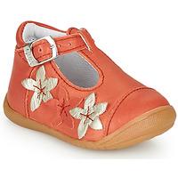 Pantofi Fete Balerin și Balerini cu curea GBB AGATTA Corai