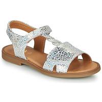 Pantofi Fete Sandale  GBB FARENA Argintiu