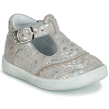 Pantofi Fete Balerin și Balerini cu curea GBB AGENOR Bej