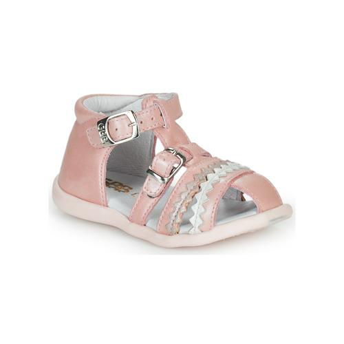 Pantofi Fete Sandale  GBB ALIDA Roz