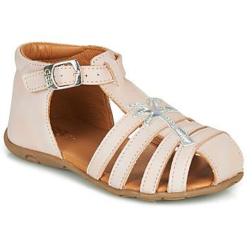 Pantofi Fete Sandale  GBB ANAYA Roz