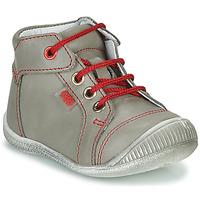 Pantofi Băieți Pantofi sport stil gheata GBB PARGA Gri