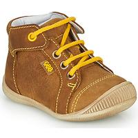Pantofi Băieți Pantofi sport stil gheata GBB PARGA Maro