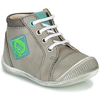 Pantofi Băieți Pantofi sport stil gheata GBB TARAVI Gri